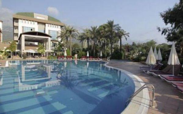 Turecko, oblast Kemer, letecky, all Inclusive, ubytování v 4,5* hotelu na 8 dní