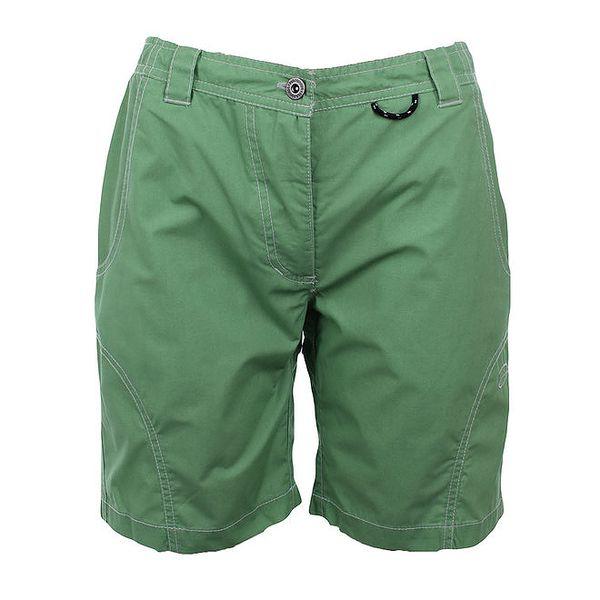 Dámské zelené šortky Hannah