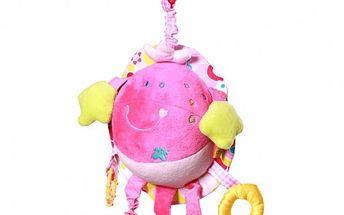 Baby Ono - závěsná plyšová hračka - koule - míč Želvička kat. 1185