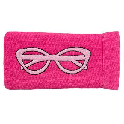 Růžové pouzdro na brýle Sewlomax