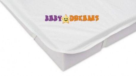 Baby Dreams - Chránič matrace 60 x 120 cm