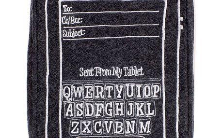 Šedé pouzdro na tablet Sewlomax