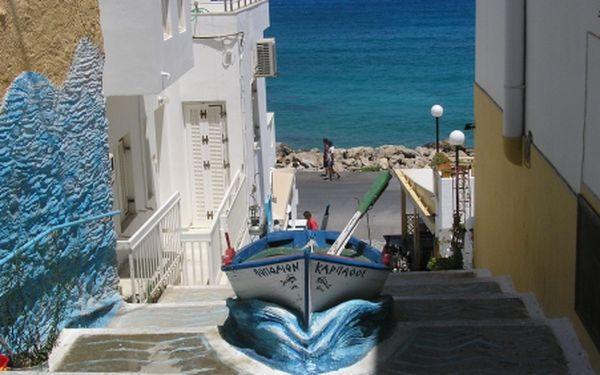 Lemon Tree, Karpathos, Řecko, letecky, večeře v ceně