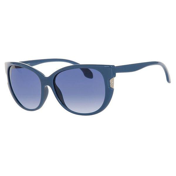 Dámské modré sluneční brýle Calvin Klein