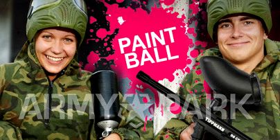 Paintball Arena Brno