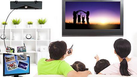 HD digitální anténa s doručením zdarma
