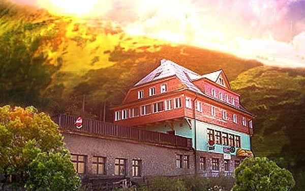 3denní pobyt v hotelu Corso*** v Peci pod Sněžkou pro jednoho nebo celou rodinu