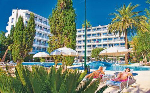 Španělsko, oblast Mallorca, letecky, polopenze, ubytování v 3* hotelu na 8 dní