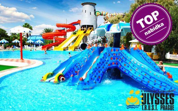 V srpnu Tunisko od 11 990 Kč, s All Inclusive a aquaparkem