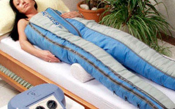 5x50 minut lymfatické masáže přístrojem Ballancer PRO 505 nebo TOP LINE 12 s aromaterapií za skvělých 299 Kč!