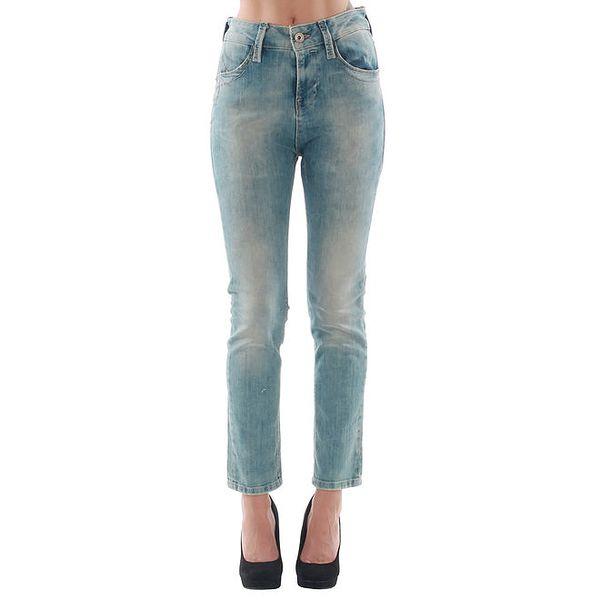 Dámské rovné světle modré džíny Fornarina