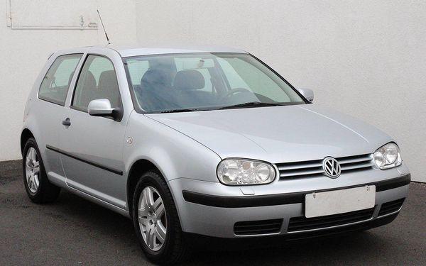Volkswagen Golf 1.6 16V, dig. klimatizace