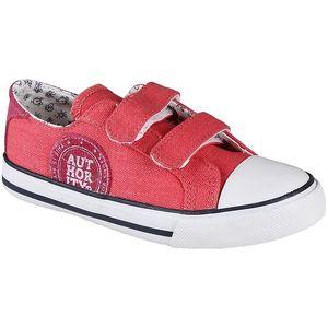 Authority Mana dětské boty na suchý zip