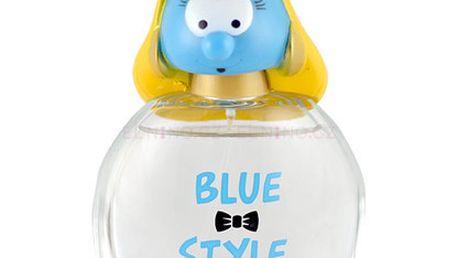The Smurfs Smurfette 100ml EDT W poškozená krabička