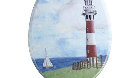 Toaletní prkénko Lighthouse