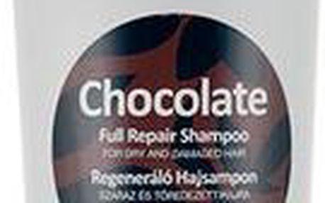 Kallos Chocolate Full Repair Shampoo 1000ml Šampon na suché vlasy W Šampon pro suché a poškozené vlasy