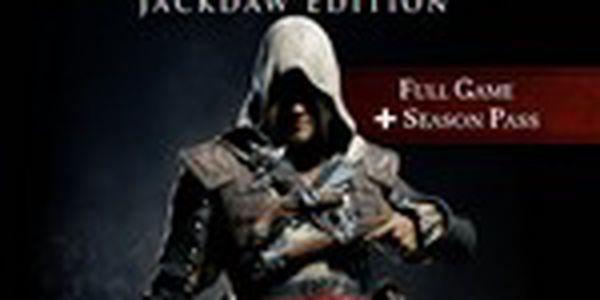 Assassins Creed 4: Jackdaw (PS4)