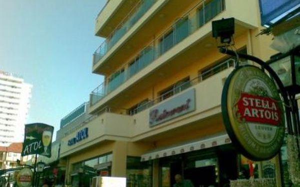 Bulharsko, oblast Slunečné Pobřeží, letecky, polopenze, ubytování v 3* hotelu na 8 dní