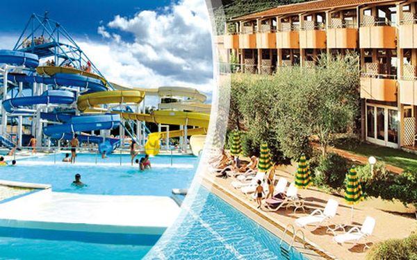 Zážitková dovolená u Lago di Garda na 7 nebo 8 dní s polopenzí