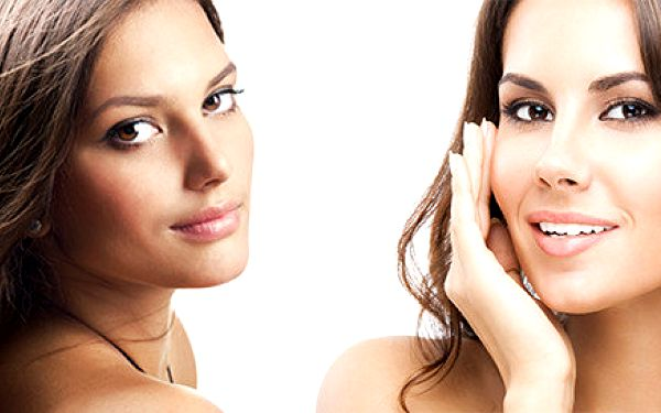Hydratační kosmetické ošetření pleti