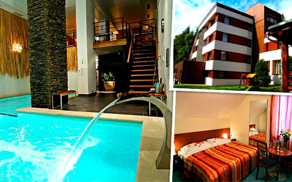 Relaxační dovolená v Krkonoších v Hotelu U Nás!