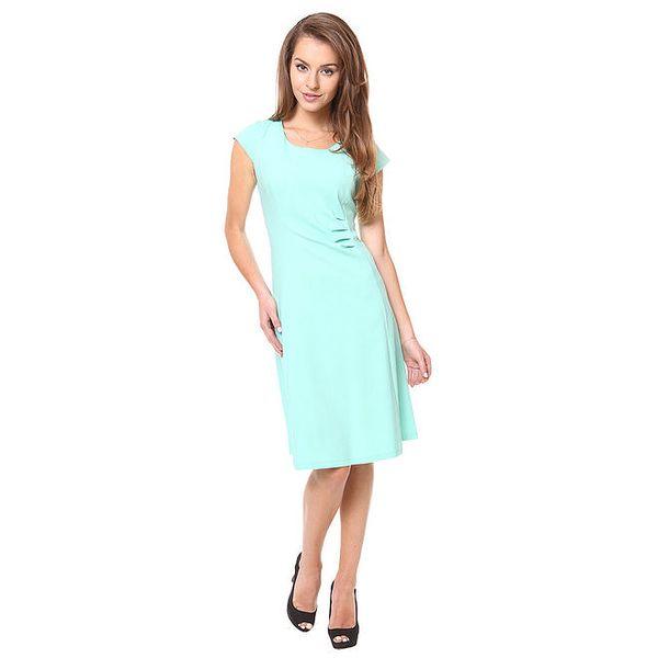 Dámské mentolové šaty Moda Prym