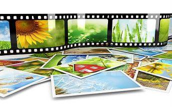 Vyvolávání klasických a MAXI fotek na značkový fotopapír