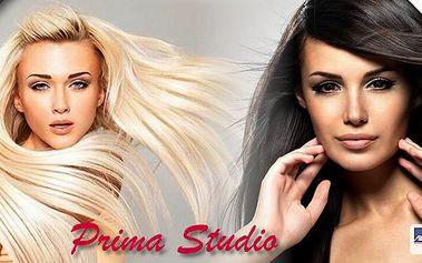 Úžasný kadeřnický balíček pro jakoukoliv délku vlasů v centru Brna. Mytí, regenerace, střih, foukaná, finální styling,barvení nebo melír či ombré v Prima Studiu s fantastickou slevou. Dopřejte svým vlasům regeneraci a moderní sestřih!