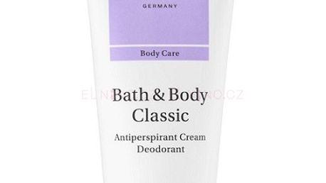 Marbert Bath & Body Classic 50ml Antiperspirant W poškozená krabička roll-on