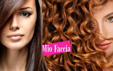 Nový účes či celková proměna v Mio Faccia