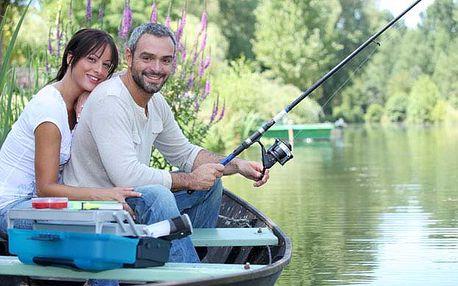 Ubytování v bungalovech v Modlatíne s rybolovem