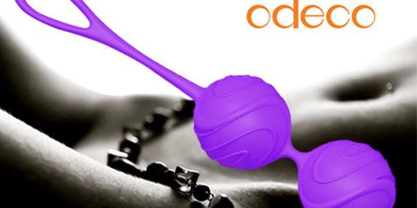 Venušiny kuličky Odeco, nový model, těžší kuličky, lékařský silikon.