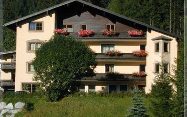 Rakousko, oblast Achensee, bez stravy na 8 dní