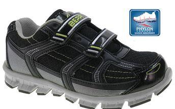 Dětské černé boty Beppi