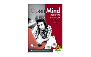 Open Mind Intermediate Student´s Book Pack Premium with Webcode for Online Video a MP3 Audio
