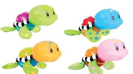 Sassy - Želvičky do koupele - ve vajíčku - 0m+ - růžová