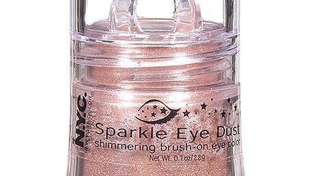 NYC New York Color Sparkle Eye Dust 2,8g Oční stíny - Odstín 891 Opal Sparkle