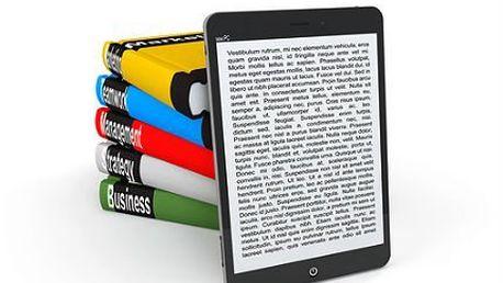 Elektronická čtečka knih Wexler E6003 se slevou 50 %