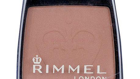 Rimmel London Powder Blush Mono 4g Make-up W - Odstín 041 Bronze
