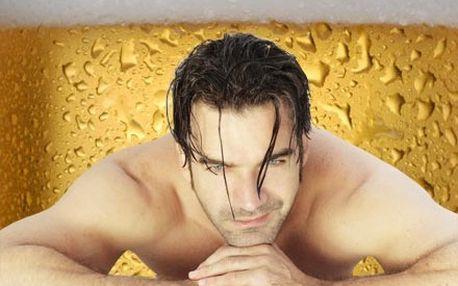Poctivá masáž zad a krční páteře pro muže exkluziv...
