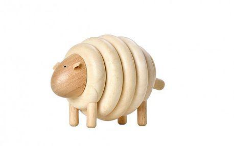 PlanToys PT5150 - Navlékací ovce