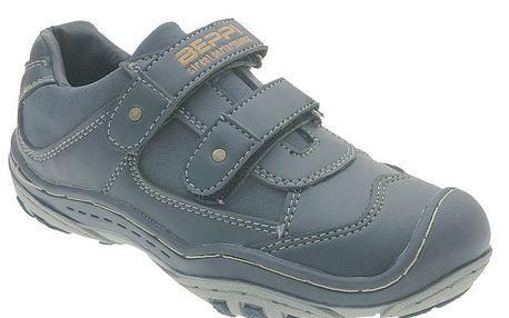 Dětské tmavé modré boty Beppi