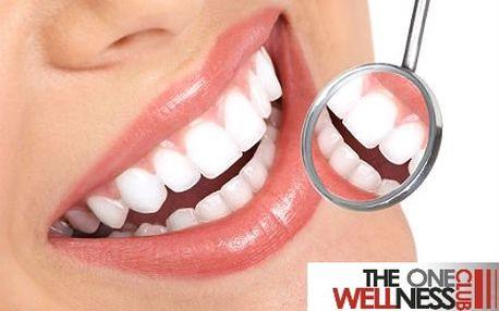 Revoluční kosmetické bělení zubů bez peroxidu!