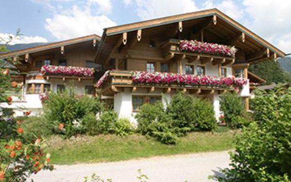 Rakousko, oblast Salcbursko, bez stravy na 8 dní
