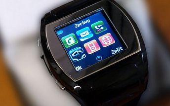 Hodinky s telefonem smartwatch Space Elite!