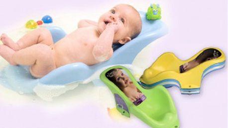 Nuby - Nuby Lehátko do vany - bílé