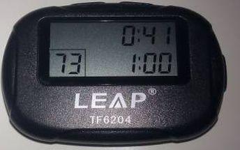 Sportovní pomocník: Intervalový časovač vhodný pro jakýkoliv intervalový trénink! Běh, box, crossfit, atd.