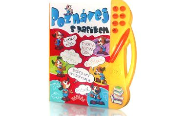 """Výuková elektronická kniha """"Poznávej s Pafíkem"""""""