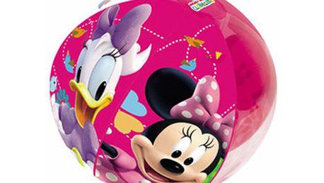 Nafukovací míč - Minnie/Donald, průměr 51 cm