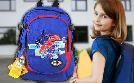 Školní batoh pro malého superhrdinu se slevou 57 %